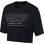 Nike Women's Training Graphic Short Sleeve Crop T-shirt - view number 4