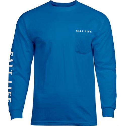 Salt Life Men's Slaying and Filleting Long Sleeve T-shirt