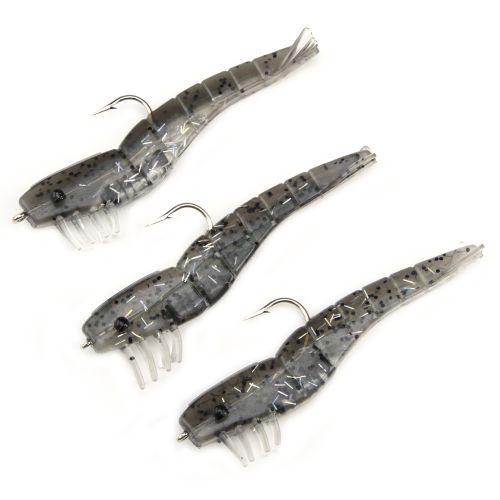 "Image for H&H Lure TKO 4"" Shrimp Baits 3-Pack from Academy"