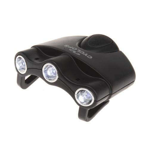 Display product reviews for Cyclops Orion LED Hat Clip Light