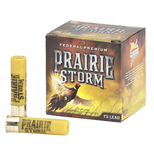 Federal Premium® Prairie Storm™ FS Lead™ 20 Gauge Shotshells - view number 1