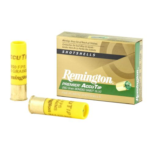 Remington Premier AccuTip 20 Gauge 260-Grain Bonded Sabot