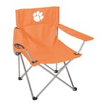 Logo™ Clemson University Canvas Chair