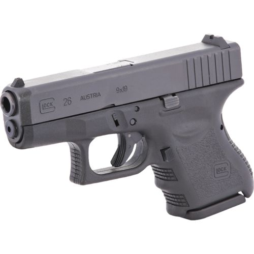 GLOCK 26 Gen3 9mm Safe-Action Pistol - view number 1