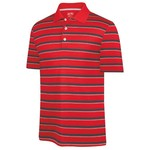 adidas Men's ClimaLite® Merchandising Stripe Polo Shirt