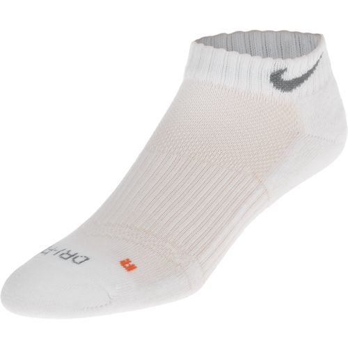 Nike Men's Dri-FIT Half Cushion Low-Cut Socks 3-Pair