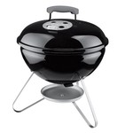 Weber Smokey Joe Gold - Portable Charcoal Grill Review