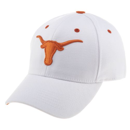 Image for Top of the World Adults' University of Texas Premium Collection Baseball Cap from Academy