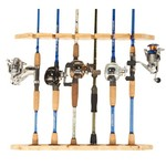 Tournament Choice® Dual 6-Rod Wall Rack