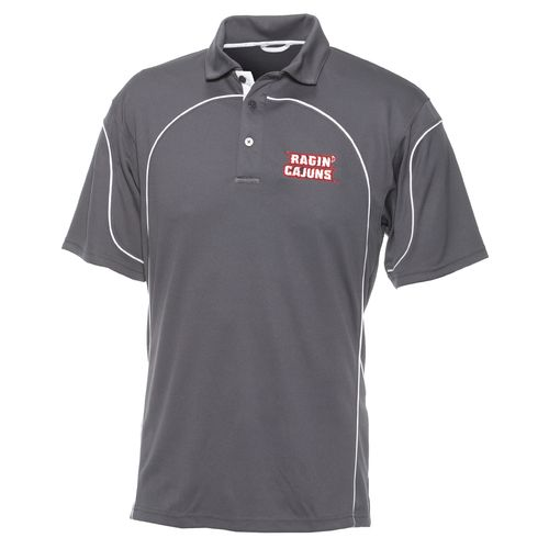 Russell Athletic™ Men's University of Louisiana at Lafayette Team Prestige Polo
