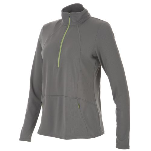 Magellan Outdoors™ Women's Textured Knit 1/2 Zip Fishing Jacket