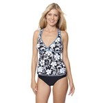 Magellan Outdoors™ Women's Tahitian Garden Racerback Tankini Swim Top