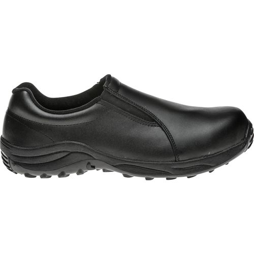 Brazos Men's Slip-on Steel Toe Service Shoes