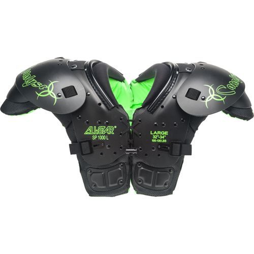 Image for All-Star® Boys' Catalyst Stealth Shoulder Pads from Academy