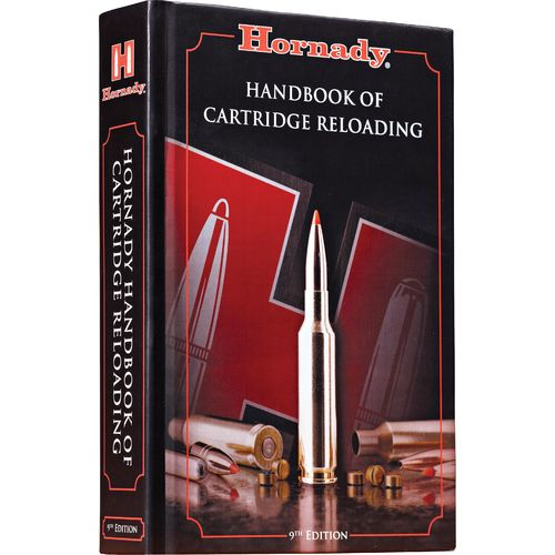 Hornady Handbook of Cartridge Reloading, 9th Edition