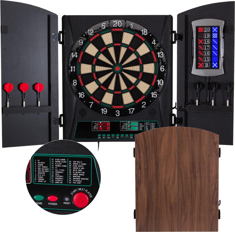 Bon Arachnid Bullshooter Cricketmaxx 1.0 Electronic Dartboard