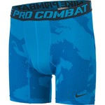 Nike Men's Core Compression Chainmail Camo Short