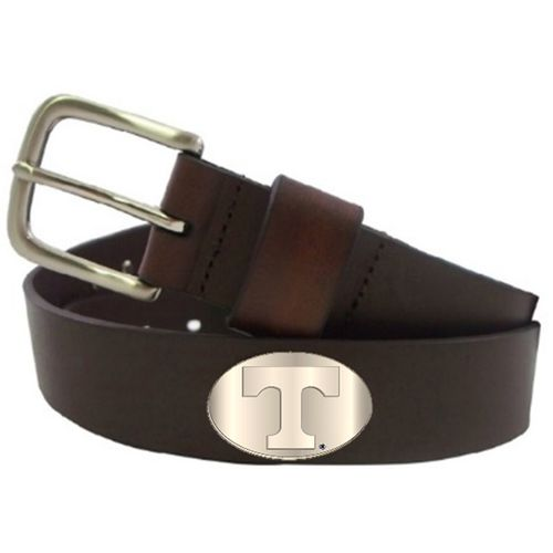 CLC Men's University of Tennessee Smooth Concho Belt