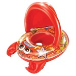 Aqua-Leisure Toddlers' Lobster and Turtle Character Baby Boat