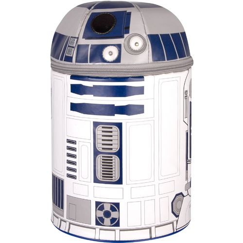Thermos  Star Wars  R2D2 Novelty Lunch Kit with Light and Sound Effects