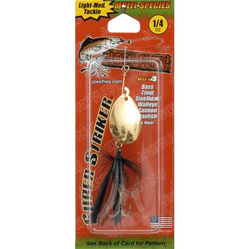 Joe's Flies Superstriker 1/4 oz. In-Line Spinner - view number 1