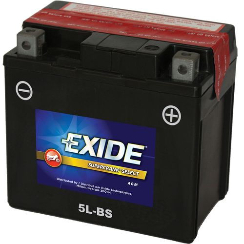 Exide Supercrank Select Powersport Battery