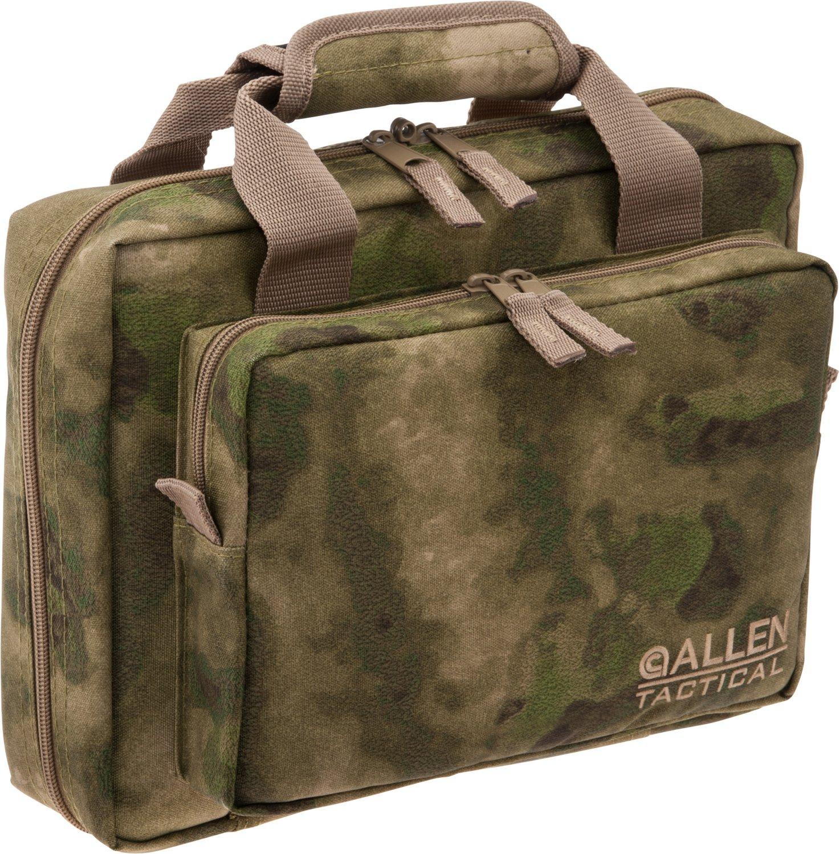Allen Company A-TACS™ Camo Duoplex Attaché Handgun Case
