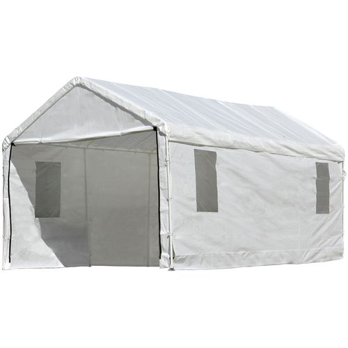 ShelterLogic Max AP™ 10' x 20' Canopy Enclosure Kit