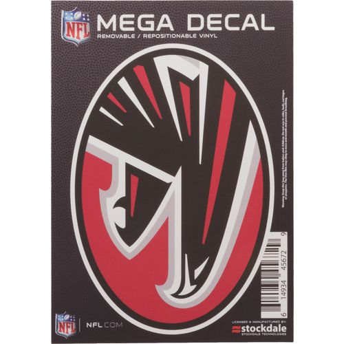 "Stockdale Atlanta Falcons 5"" x 7"" Repositionable Decal"
