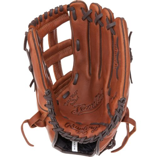 Rawlings Youth Sandlot H Web 12.5 in Outfield Glove - view number 1