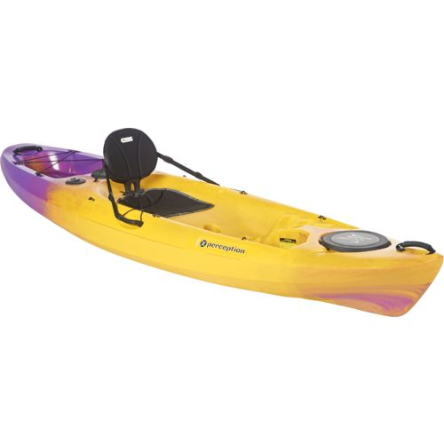 Perception pescador 10 39 sit on top kayak academy for Fishing kayak academy