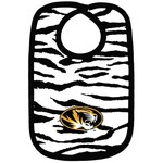 Atlanta Hosiery Company Infants' University of Missouri Animal Print Bib