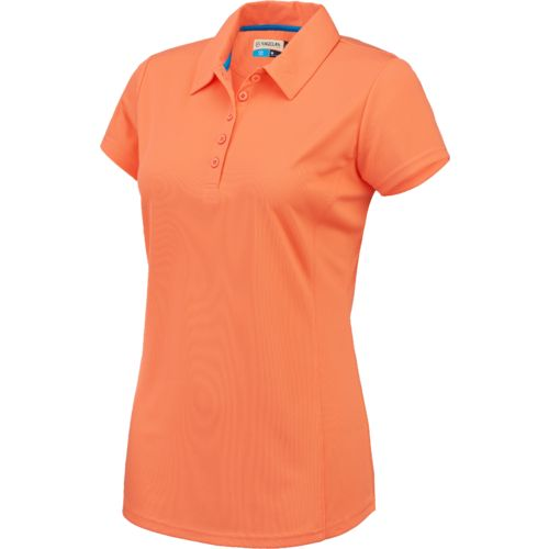 Magellan outdoors women 39 s voyager ii short sleeve polo for Magellan women s fishing shirts
