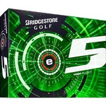 Bridgestone Golf E Series E5 2015 Golf Balls 12-Pack