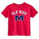Viatran Toddlers' University of Mississippi T-shirt