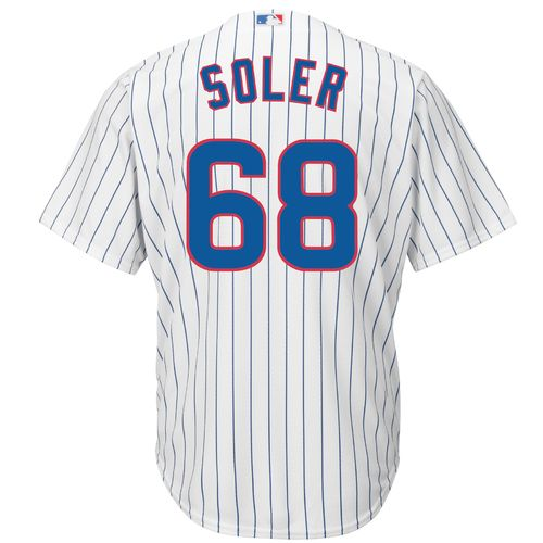 Majestic Men's Chicago Cubs Jorge Soler #68 Cool Base® Replica Jersey
