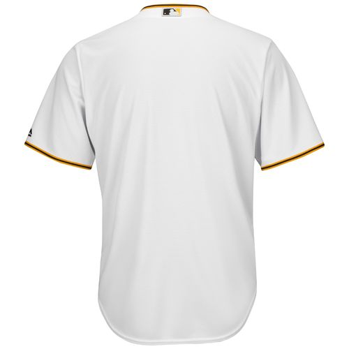 Majestic Men's Pittsburgh Pirates Cool Base® Replica Jersey - view number 2