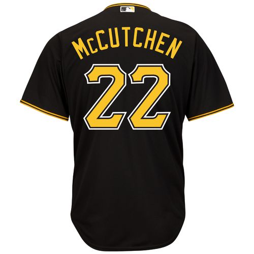 Majestic Men's Pittsburgh Pirates Andrew McCutchen #22 Cool