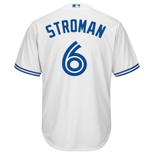 Majestic Men's Toronto Blue Jays Marcus Stroman #6 Cool Base® Jersey