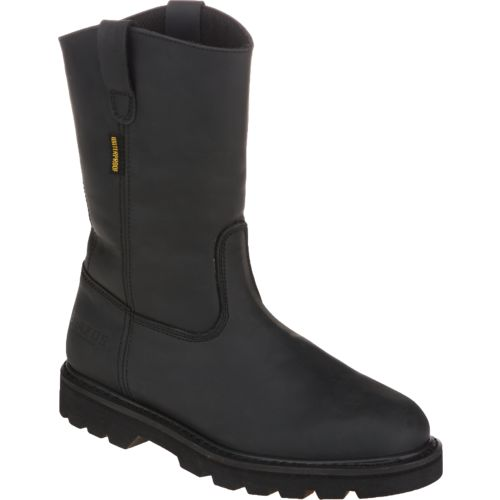 Brazos Men's Work Force Derrick NS Wellington Work Boots - view number 2