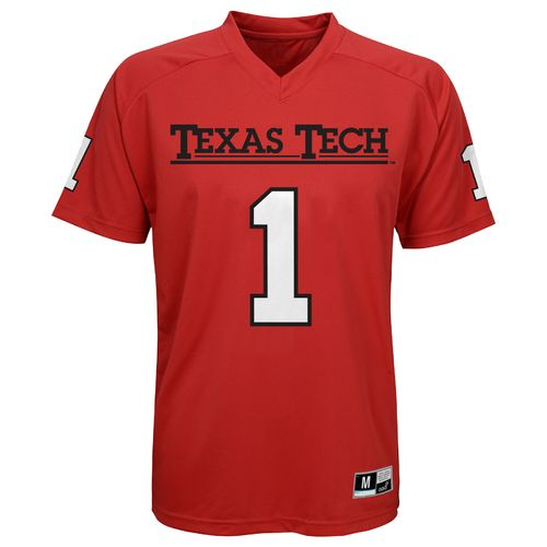 NCAA Toddlers' Texas Tech University #1 Performance T-shirt