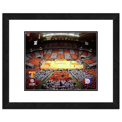 Photo File University of Tennessee Thompson Boling Arena 8