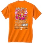 New World Graphics Women's University of Tennessee Cuter in Team T-shirt
