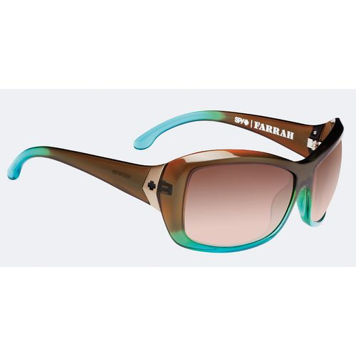 SPY Optic Women's Farrah Happy Polarized Sunglasses