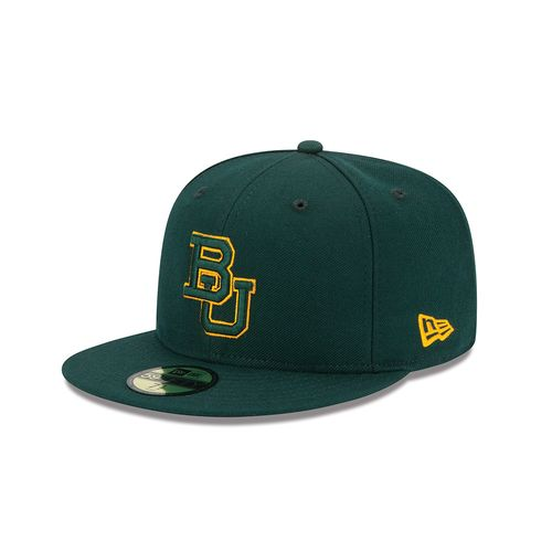 New Era Men's Baylor University 59FIFTY Cap