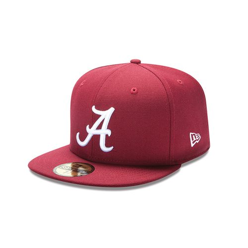 New Era Men's University of Alabama 59FIFTY Baseball Cap