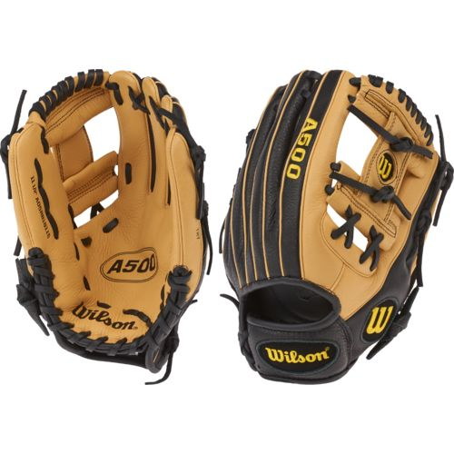 "Wilson Youth A500 11.5"" Baseball Glove"