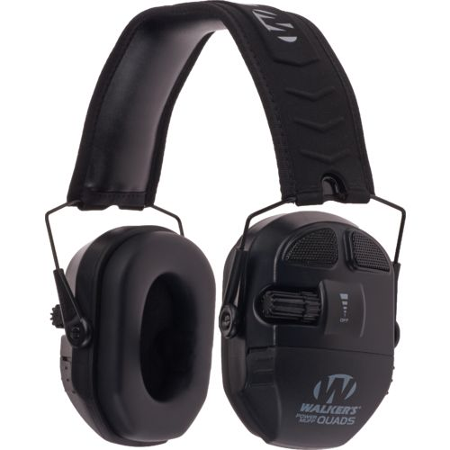 Walker's Game Ear® Ultimate Power Muff Quad Electronic Earmuffs - view number 2