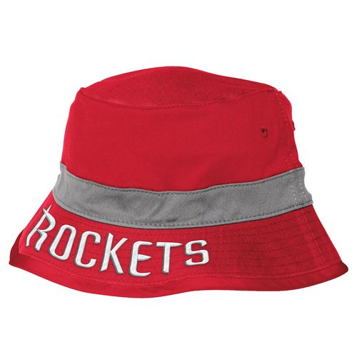 adidas™ Men's Houston Rockets Bucket Hat