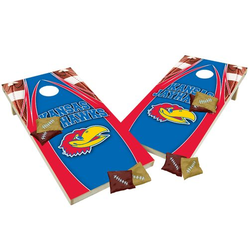 Wild Sports Tailgate Toss XL SHIELDS University of Kansas - view number 1